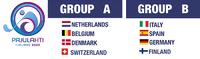 Suomi kohtaa Italian, Saksan ja Espanjan SPT-salibandyn EM-kisojen alkulohkossa.