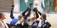 Suomi kuudes pyörätuolirugbyn paralympiakarsinnassa – Yhdysvalloille ja Ranskalle paikat Rioon.