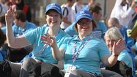 Special Olympics -johtoryhmän kokous: Uudistunut Special Olympics -klubi starttaa loppuvuodesta.