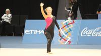 Viimeinen kilpailupäivä Special Olympics -kisoissa – Viimein on voimistelijoiden vuoro.