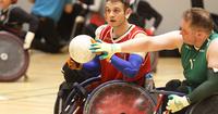 Viikko 14: Vammaisurheilun ja -liikunnan tapahtumia.