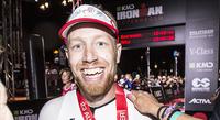 Sydämensiirron saanut Ironman-triathlonisti on esimerkki tavoitteiden asettamisen tärkeydestä.
