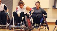 Viikko 35: Vammaisurheilun ja -liikunnan tapahtumia.