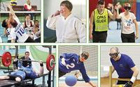Pajulahti Games 2018: Ististä, maalipalloa, sokkopingistä, judoa, voimanostoa ja yleisurheilua.