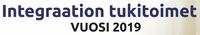 VAU ja Paralympiakomitea tarjoavat: Integraation tukitoimet vuodelle 2019.