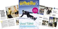 Joulukuun Vammaisurheilu & -liikunta -lehdessä katseet kääntyvät 2018 talviparalympialaisiin.