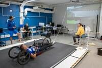 Vammaisurheilijoiden testaamisen kehittämispäivä summasi alan nykytilaa Suomessa .