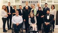 Borenius Asianajotoimisto mukana Paralympiarahaston alkutaipaleella.