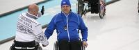 Suomi aloitti pyörätuolicurlingin MM-kotikisat voitolla.