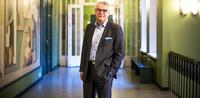 Lahden kaupunginjohtaja Jyrki Myllyvirta maalipallon EM-kilpailujen suojelijaksi.