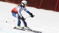 Suomi–Norja -maaotteluhenkeä Pajulahti Gamesin Special Olympics -alppihiihtokisassa.