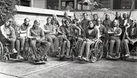 Vammaisurheilijat rotusortoboikotin keihäänkärkenä.