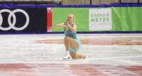 Taitoluisteluhistoriaa: Special Olympics -luistelijoita kahdeksasta maasta Espoon Finlandia Trophyssa.