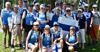 Leväisen seitsemäs sija golfissa keskiviikon ainoa suomalaissuoritus Lignanossa.