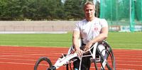 Liikuntavammaisten liikunta ja urheilu syksyn Vammaisurheilu & -liikunta -lehden teemana.