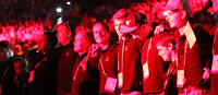 Special Olympics -kisat: Antwerpen hiljenee, ensi vuonna Los Angelesiin.