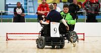 Vammaisurheilun aamukahvit käynnistyivät yhdenvertaisuusteemalla.