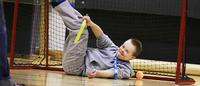 Special Olympics -karnevaalit on kehitysvammaisten henkilöiden yhteinen liikuntatapahtuma.