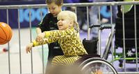 Liikuntamaa tuo vammaisurheilun ja -liikunnan harrastusmahdollisuudet esille.