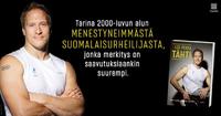 Leo-Pekka Tähden uutuuskirja nimmarilla 15.10. mennessä – Tammi tukemaan tulevaisuuden tähtiä.