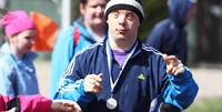 Suuri taiteilija saapui Special Olympics -karnevaaleille.