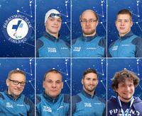 Seitsemän uutta nimeä Tokion paralympiajoukkueeseen.