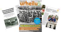 Vammaisurheilu & -liikunta -lehden suuri historianumero on täällä!.