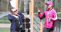 Special Olympics -karnevaalit Lohjan Kisakalliossa lauantaina 22.9..