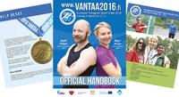 Vantaa 2016 -tapahtuman käsiohjelma on julkaistu.