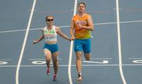 Rio2016: Ronja Ojan Suomen ennätys ei riittänyt välieriin.