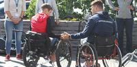 Liikuntatieteellisen Seuran kysely soveltavan liikunnan ja vammaisurheilun kehittämistarpeista.