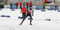 Special Olympics: Salomäki ja Toiviainen hiihtivät Suomelle ensimmäiset mitalit.