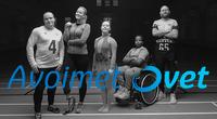 Avoimet ovet -kysely kartoittaa soveltavan liikunnan ja vammaisurheilun tilaa Suomen urheiluseuroissa.