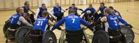 Suomi päätti pyörätuolirugbyn B-sarjan EM-kisat finaalitappioon Puolalle.