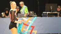 Ella Willgrén voimisteli Special Olympics -kisoista muhkean mitalisaaliin: