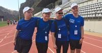 Mustalahti, Töyrylä ja Nikkola mitaleille down-urheilijoiden yleisurheilun MM-kilpailuissa Madeiralla.