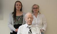100-vuotisjuhliaan viettävä Otto Malkki on Suomen vanhin elossa oleva paralympiavoittaja.