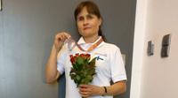Näsilän pronssi naisten sarjasta Suomen paras anti näkövammaisten MM-keilailuista.