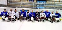 Kelkkajääkiekkomaajoukkue hakee nostetta C-sarjan MM-kilpailuista Serbiasta.