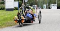 Pyöräilyssä ja taekwondossa ratkaiseva viikko Tokion paralympiapaikkojen kannalta.