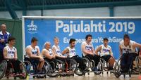 Pajulahdesta ensimmäinen virallinen Paralympic Training Center .