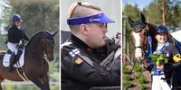Karjalainen, Reitti ja Mylly nimettiin Tokion paralympiajoukkueeseen.