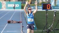 Pikajuoksija Noora Koponen sai lauantaina Special Olympics -kisoista mitalin ja kolme uutta ystävää.