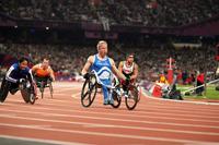 Aija Saari: Paralympialaiset nousivat suurten joukkoon.