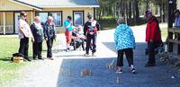 Lahden Lepolassa vietettiin VAU:n Päijät-Hämeen jäsenyhdistysten yhteistä liikuntapäivää.