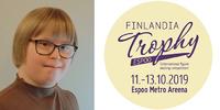 Finlandia Trophy: Äidin kampaajareissu johdatti Vilja Tammisen taitoluistelun pariin.