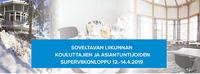 Soveltavan liikunnan kouluttajien ja asiantuntijoiden Superviikonloppu Pajulahdessa 12.–14.4..