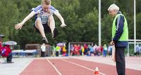 Parayleisurheilun SM-kilpailut Liedossa 4.–5.8..