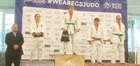 Jusa Jokiniemelle judon Euroopan mestaruus.