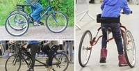 SOLIAn pyörävalikoima auttaa alkuun, jos paralympialaiset innosti pyöräilemään.